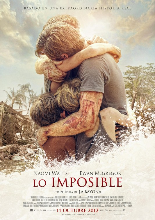 Lo Imposible_movie poster