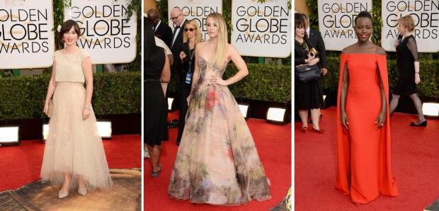 71st Golden Globe 2