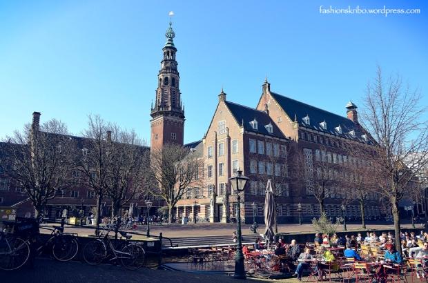 Gemeente Leiden (the town hall)