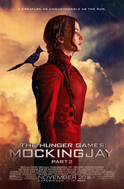 Mockingjay Part 2_movie poster