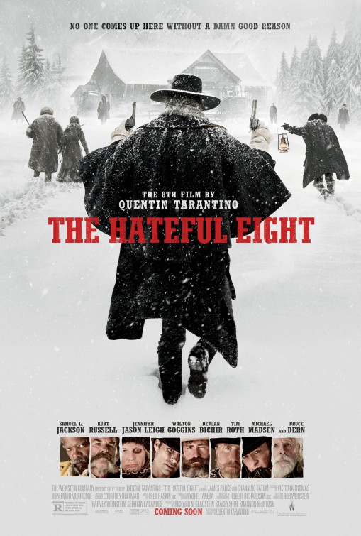 The Hateful Eight_movie poster